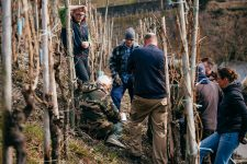On field training, Selbach Oster, Mosel, Germany